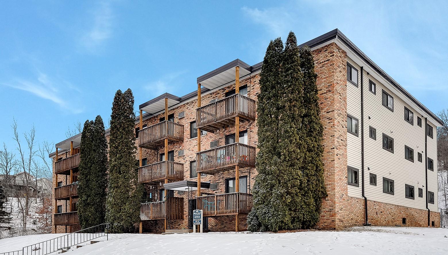 Mark Court Apartments